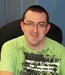 Éric Fréchette, web master